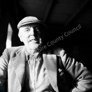 Mr W. Horner, Farmer, Conistone